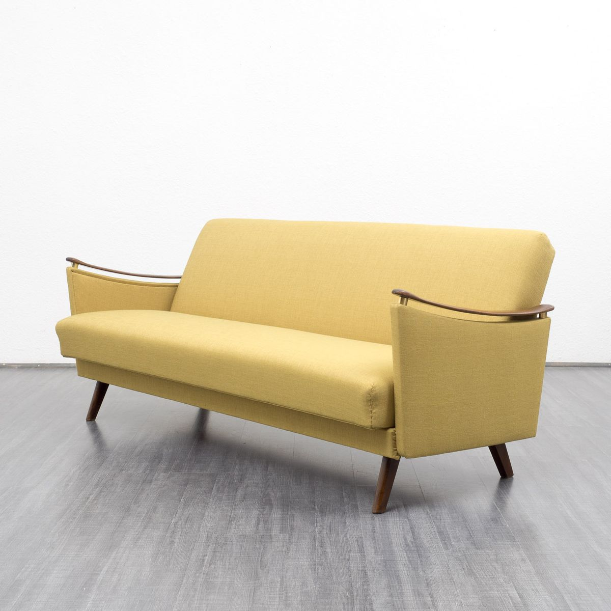 Mid Century Folding Sofa 1950s For Sale At Pamono