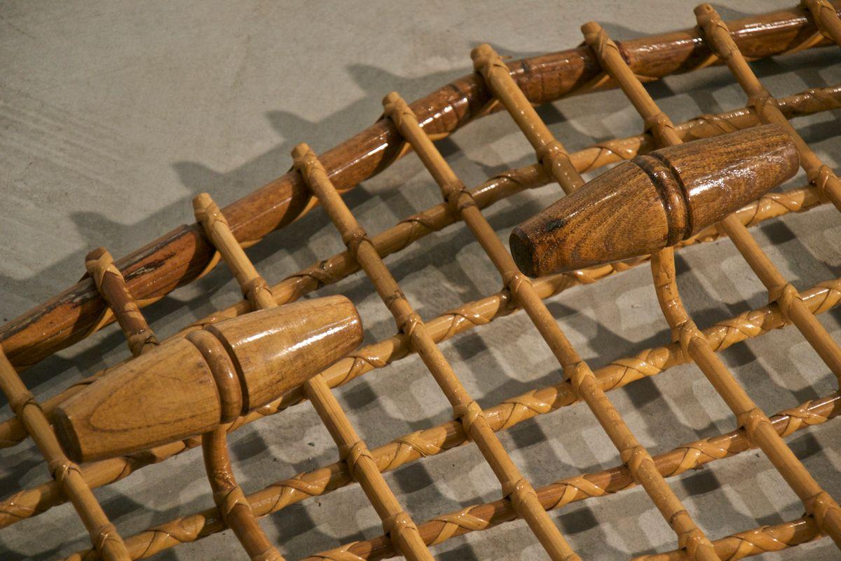 Italienische bambus garderobe bei pamono kaufen for Garderobe italienisches design
