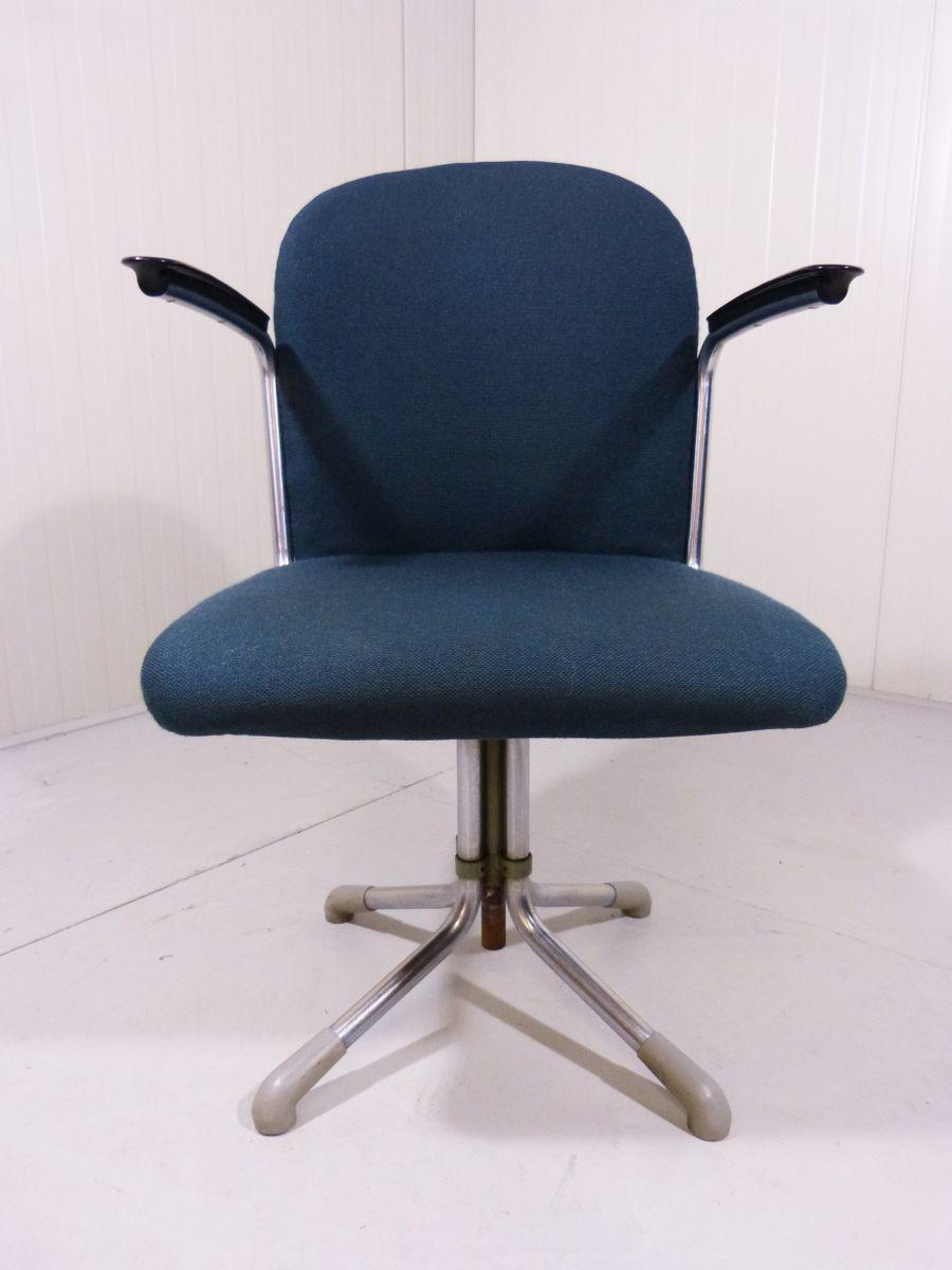 356 schreibtischstuhl von gispen bei pamono kaufen for Schreibtischstuhl designklassiker