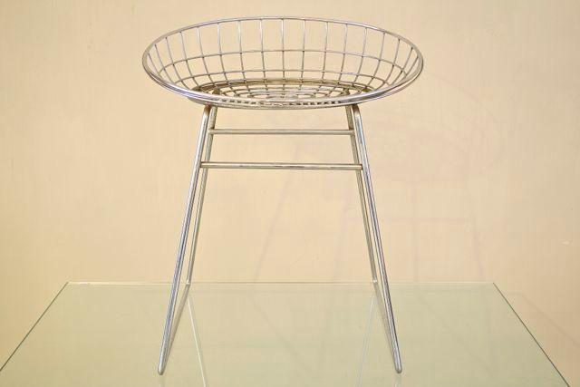 Draht stuhl von cees braakman f r pastoe 1954 bei pamono for Draht stuhl design