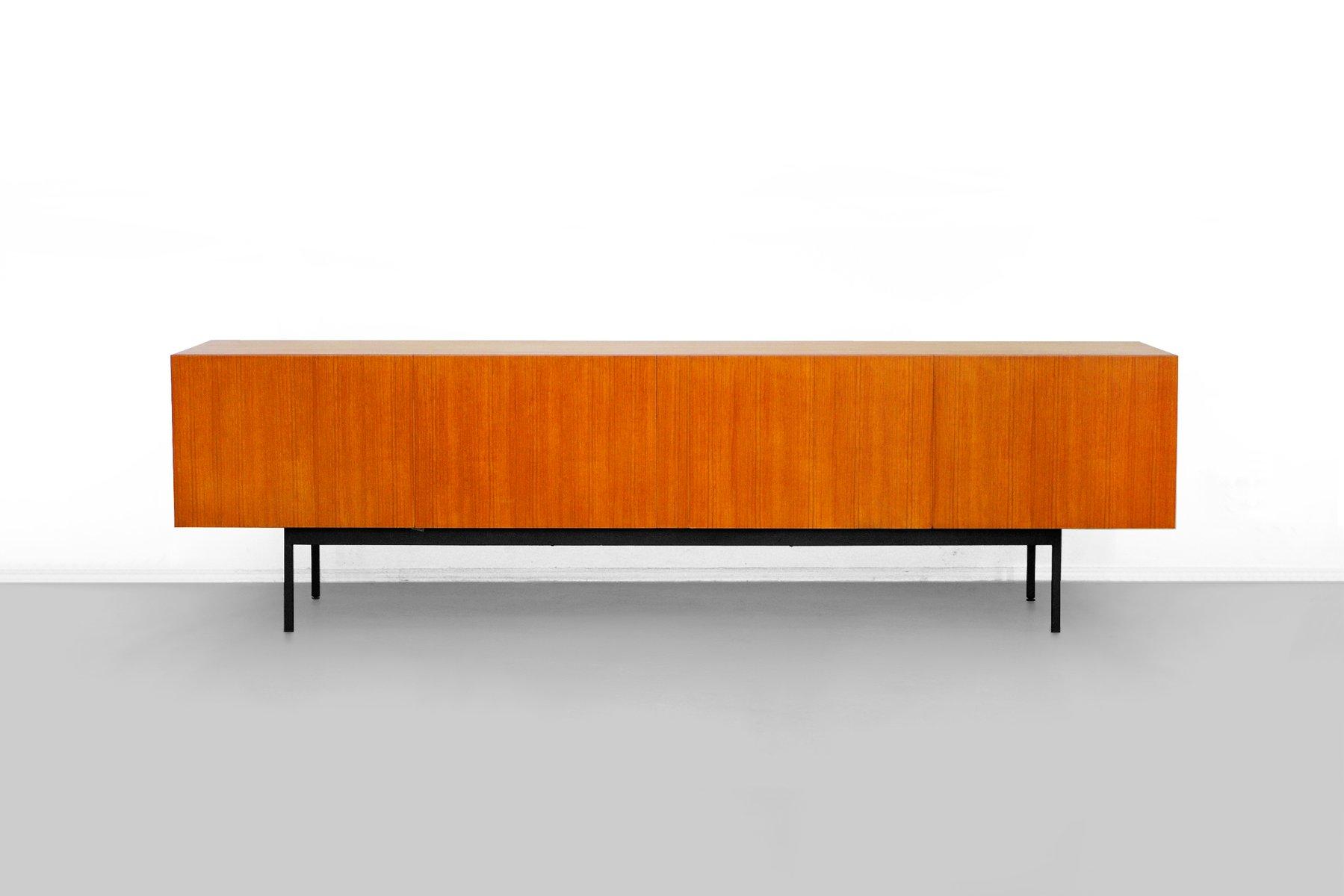 teakholz modell b40 sideboard von dieter w ckerlin f r. Black Bedroom Furniture Sets. Home Design Ideas