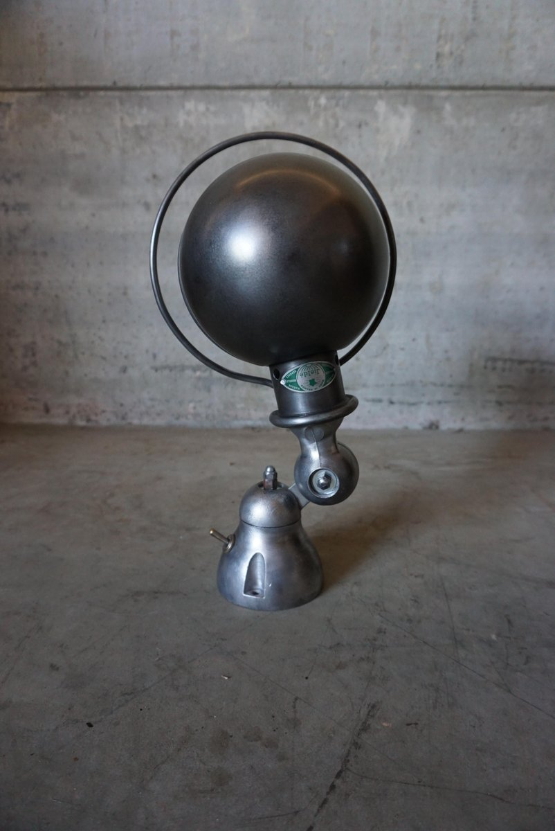 French Industrial Wall Lights : French Industrial Wall Light by Jean-Louis Domecq for Jielde, 1950s for sale at Pamono