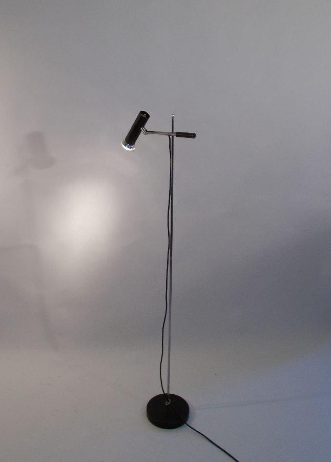 Vintage german metal floor lamp for sale at pamono for German floor lamps