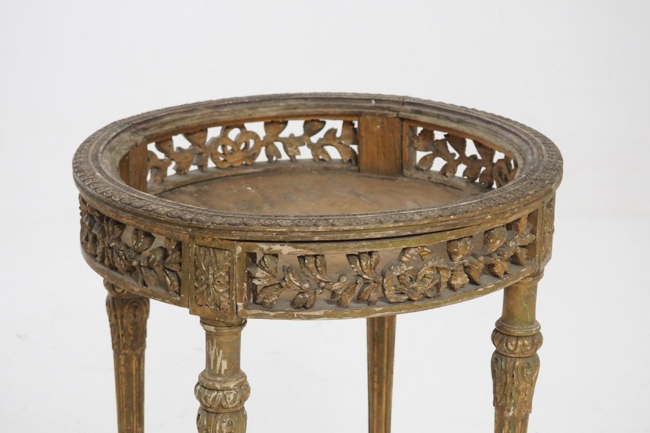 Price per piece - Antique Italian Table, 1850s For Sale At Pamono