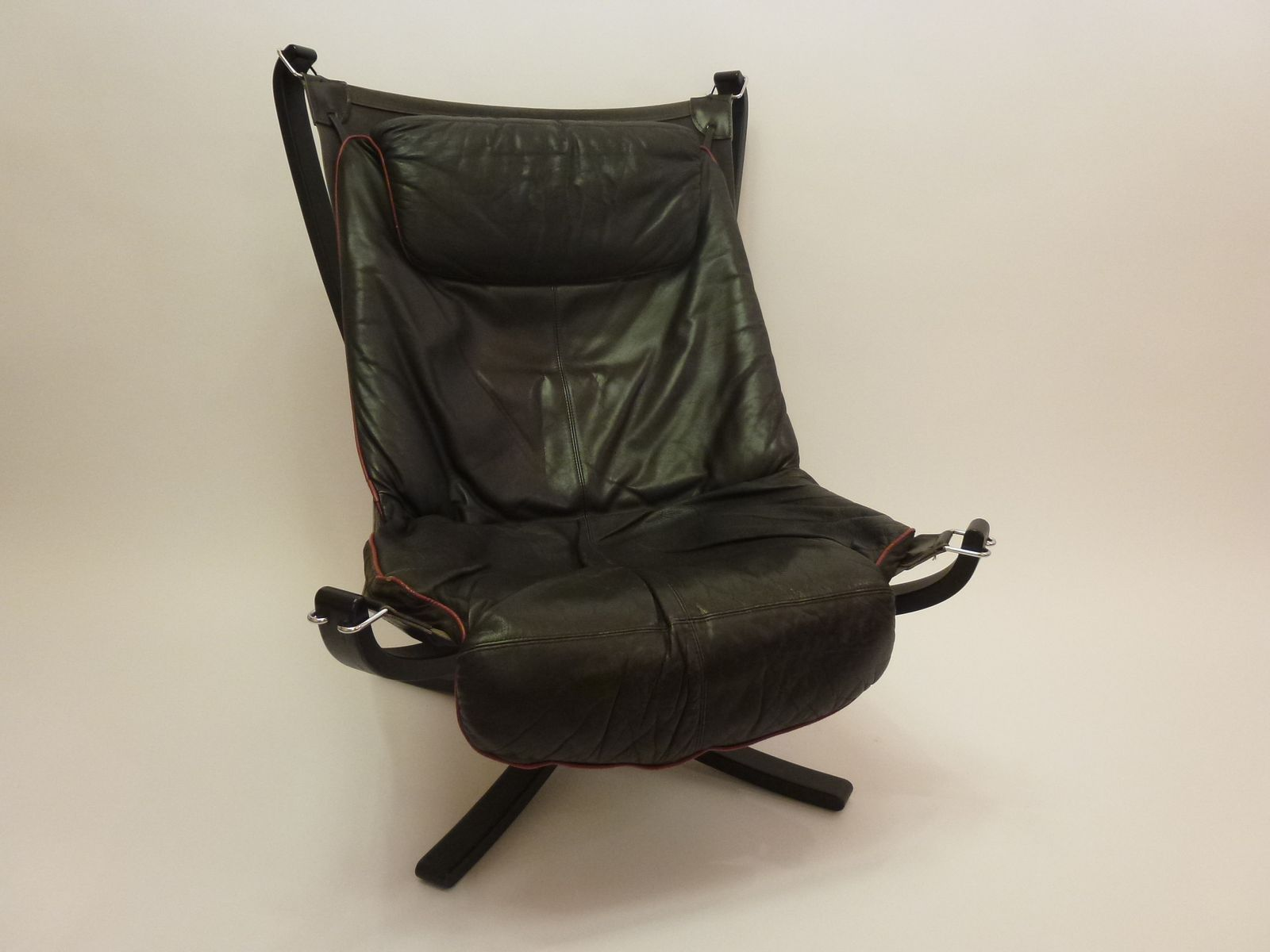 norway design mobler : Vintage Norwegian Falcon Chair from Vatne Mobler for sale ...