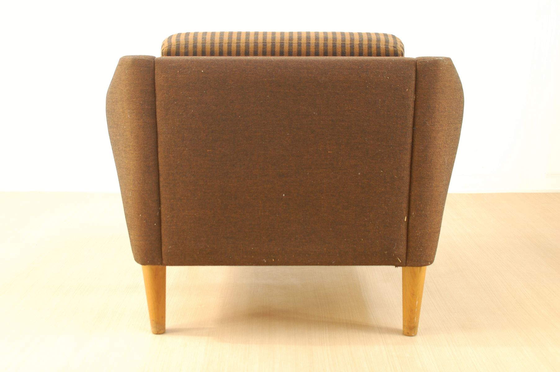 vintage danish lounge chair from dux for sale at pamono