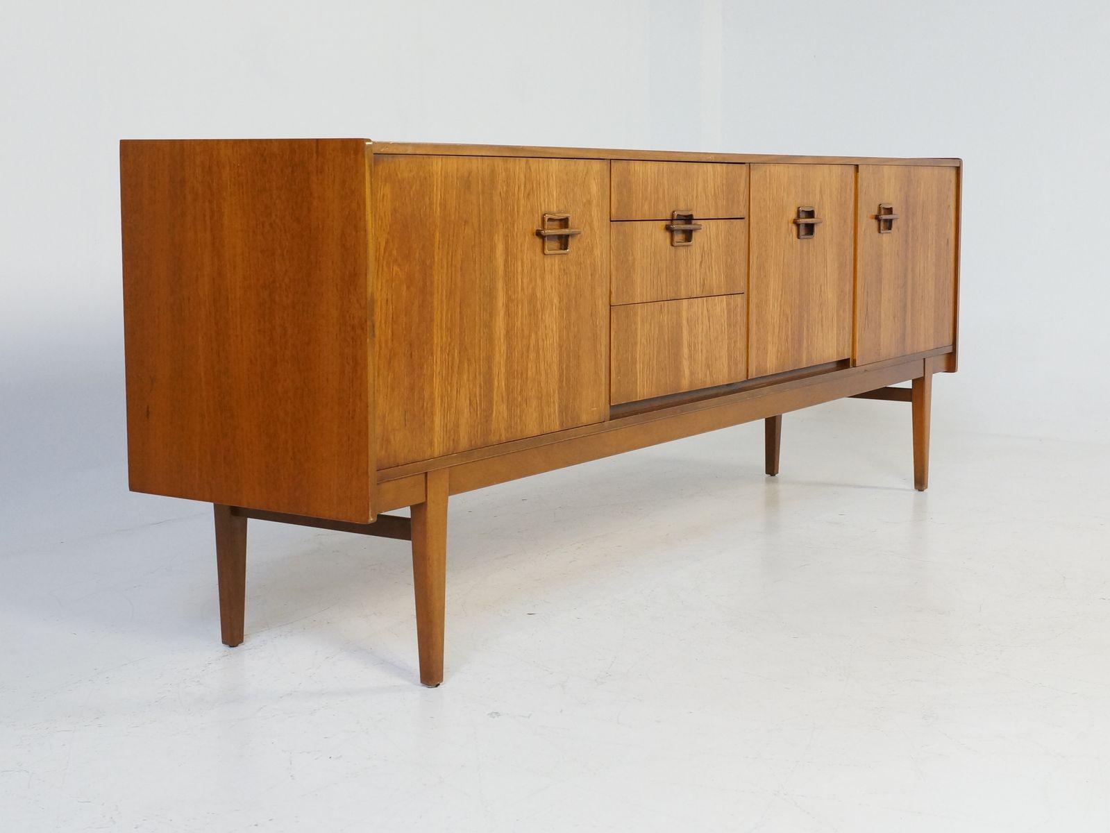 Corinthian Teak Rosewood Sideboard From Nathan Furniture