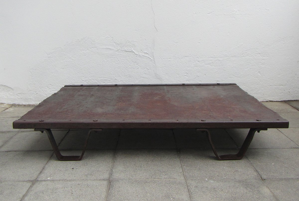 Belgian Coffee Table 1950s For Sale At Pamono