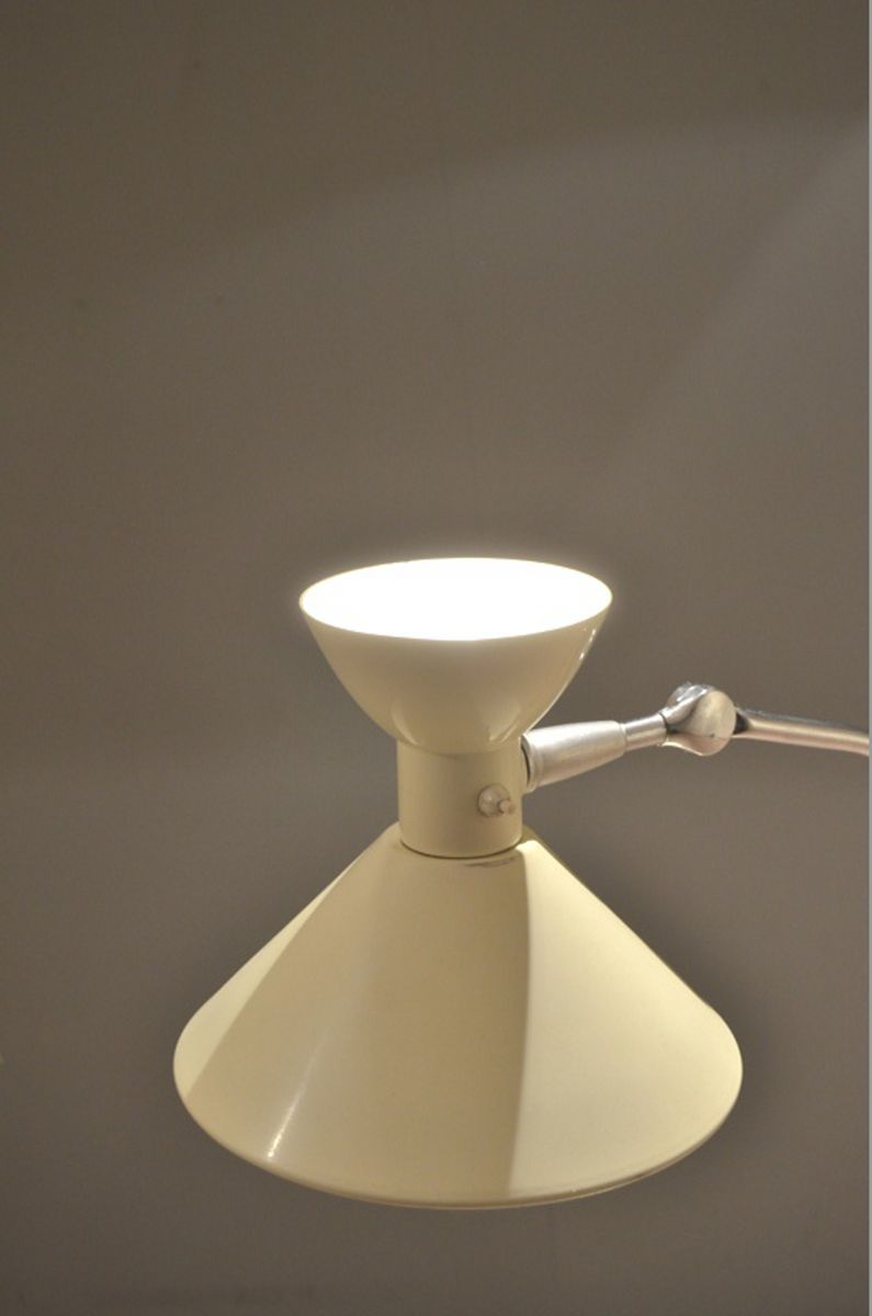 White french diabolo floor lamp from jumo 1950s for sale for White french floor lamp