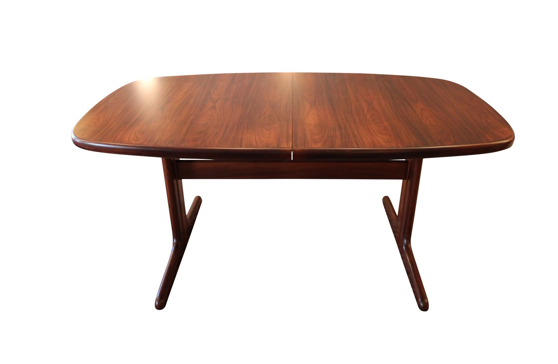 no 74 rosewood dining table from skovby for sale at pamono