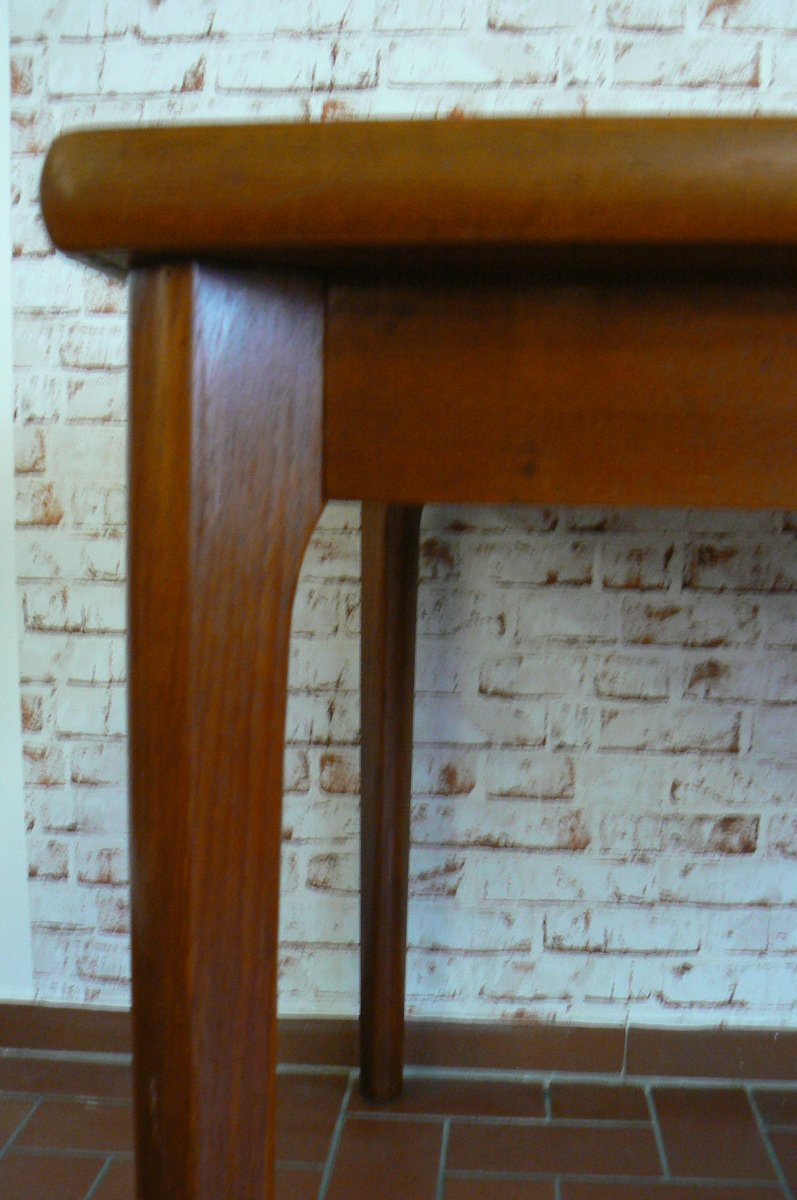 Vintage Extendable Dining Table Vintage Extendable Dining Table By Henning Kjaernulf For Am