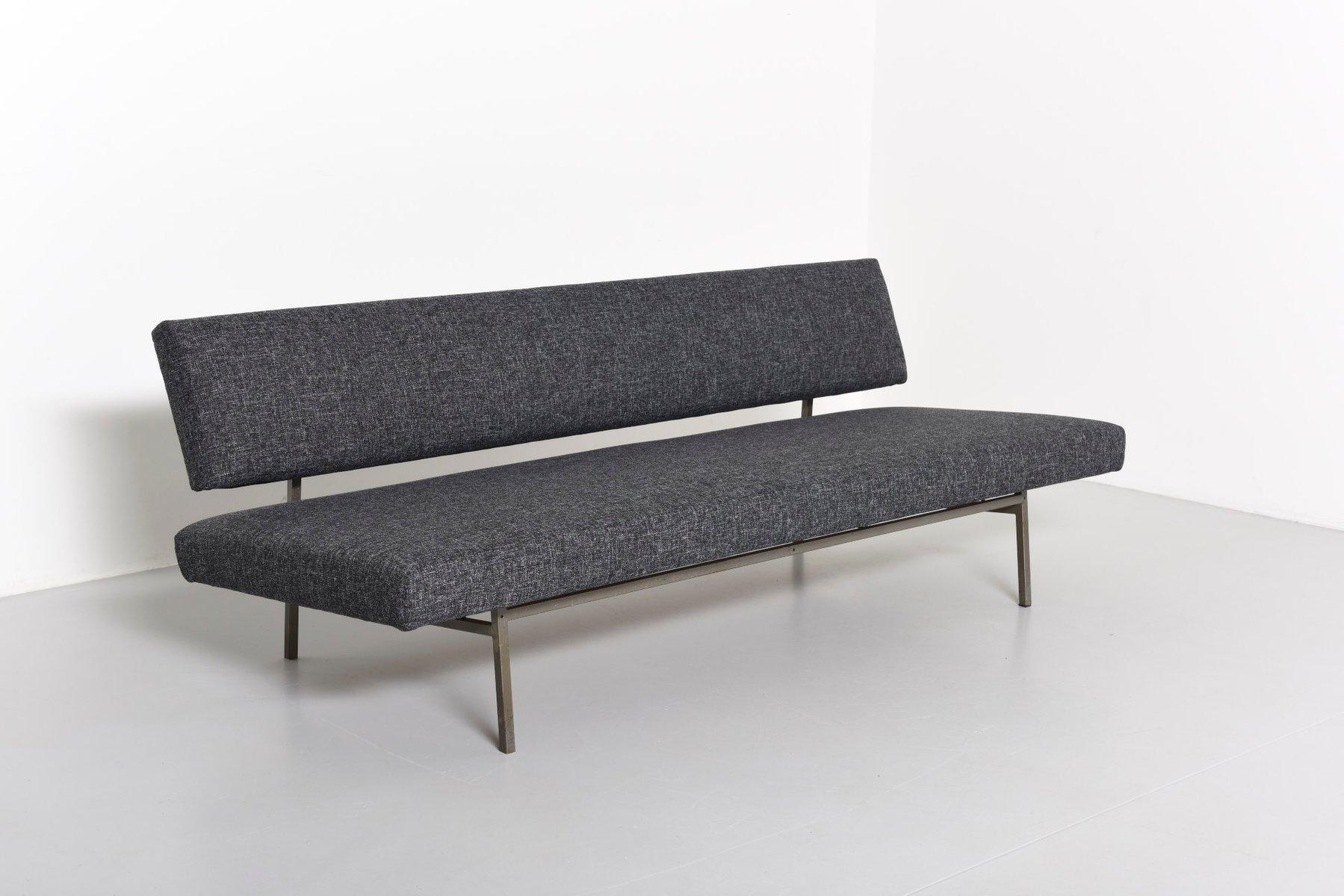 sofa bed by martin visser and gijs van der sluis for t 39 spectrum for sale at pamono. Black Bedroom Furniture Sets. Home Design Ideas