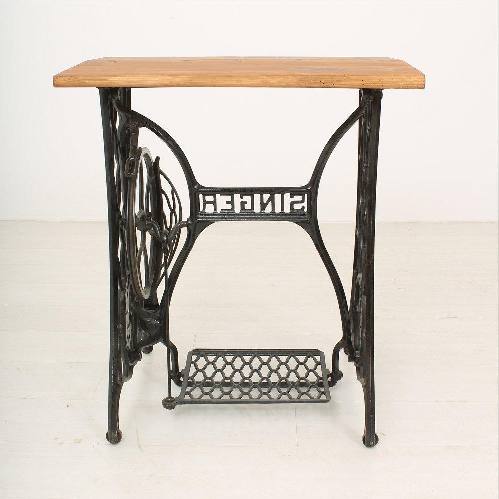 table de couture antique de singer 1930 en vente sur pamono. Black Bedroom Furniture Sets. Home Design Ideas