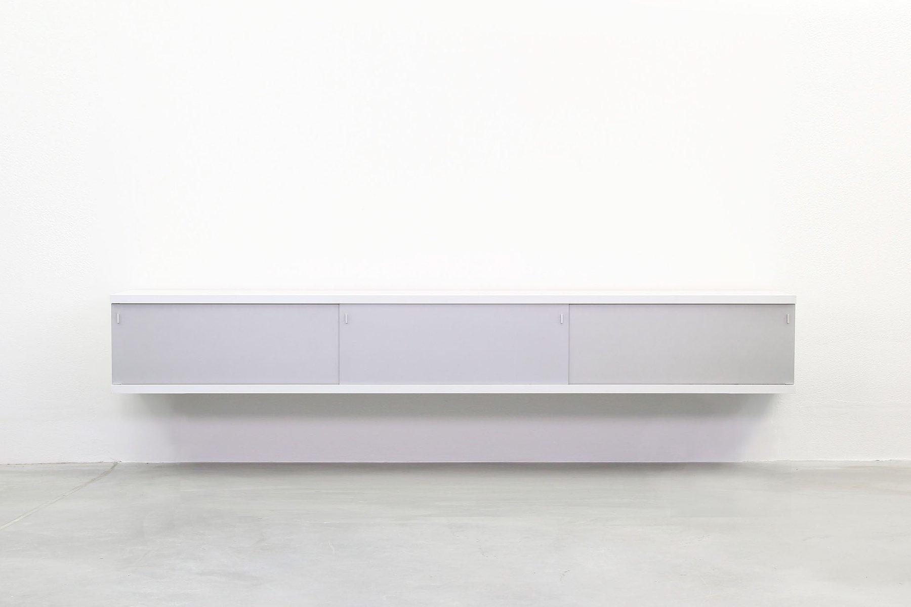 h ngendes sideboard von horst br ning f r behr 1967 bei pamono kaufen. Black Bedroom Furniture Sets. Home Design Ideas