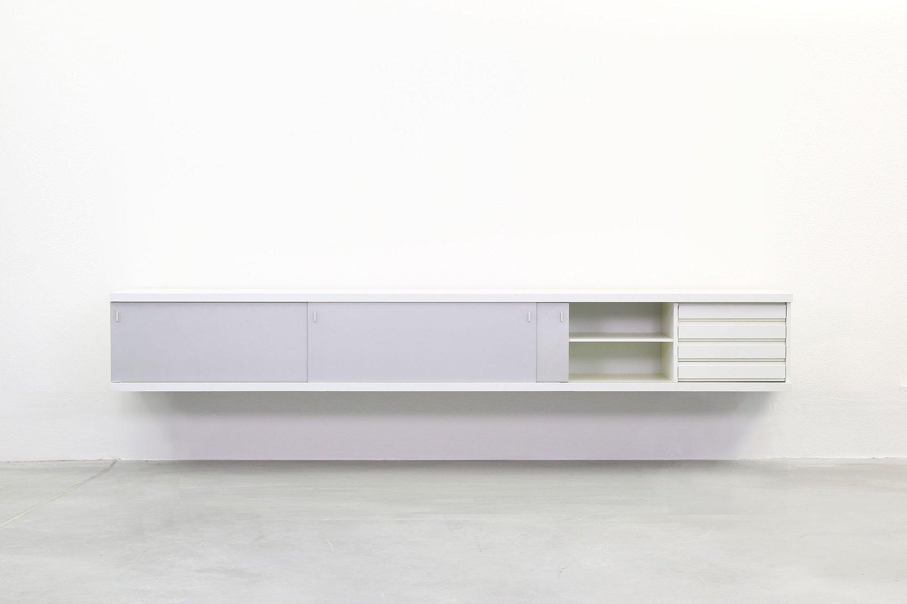 h ngendes sideboard von horst br ning f r behr 1967 bei. Black Bedroom Furniture Sets. Home Design Ideas