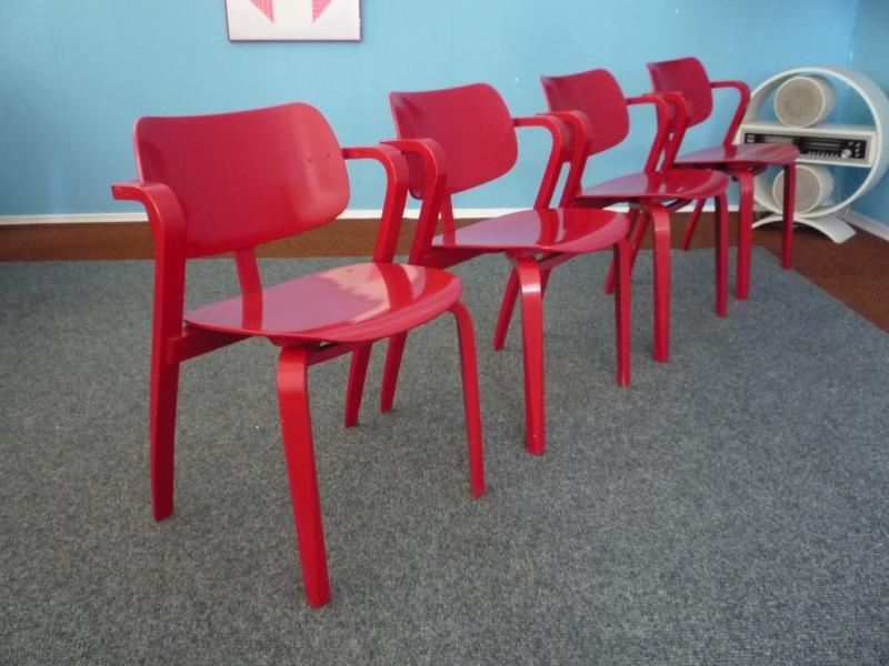 rote esszimmerstühle | möbelideen, Esstisch ideennn
