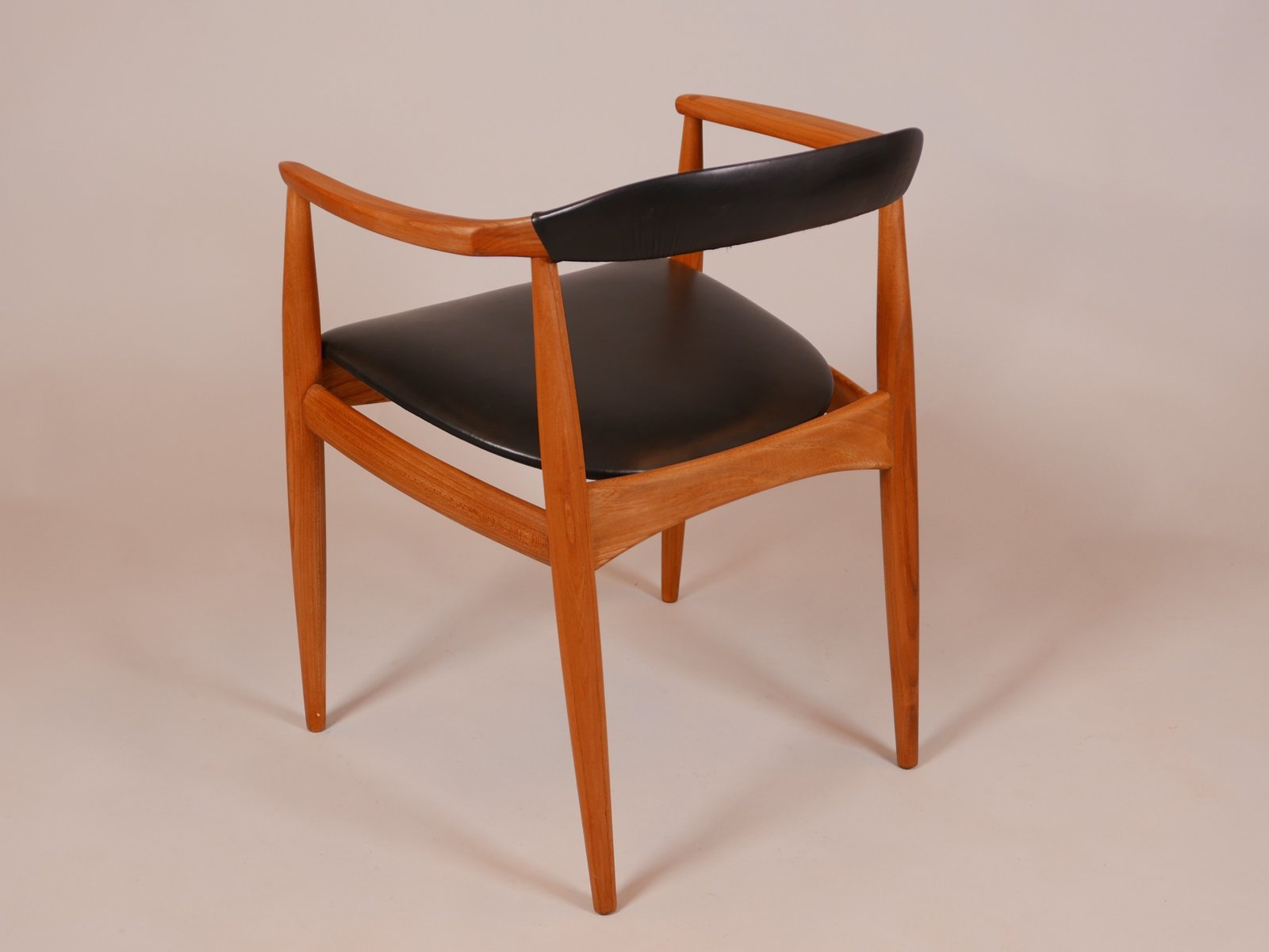 Side chair by illum wikkelso for sale at pamono for Side chairs for sale