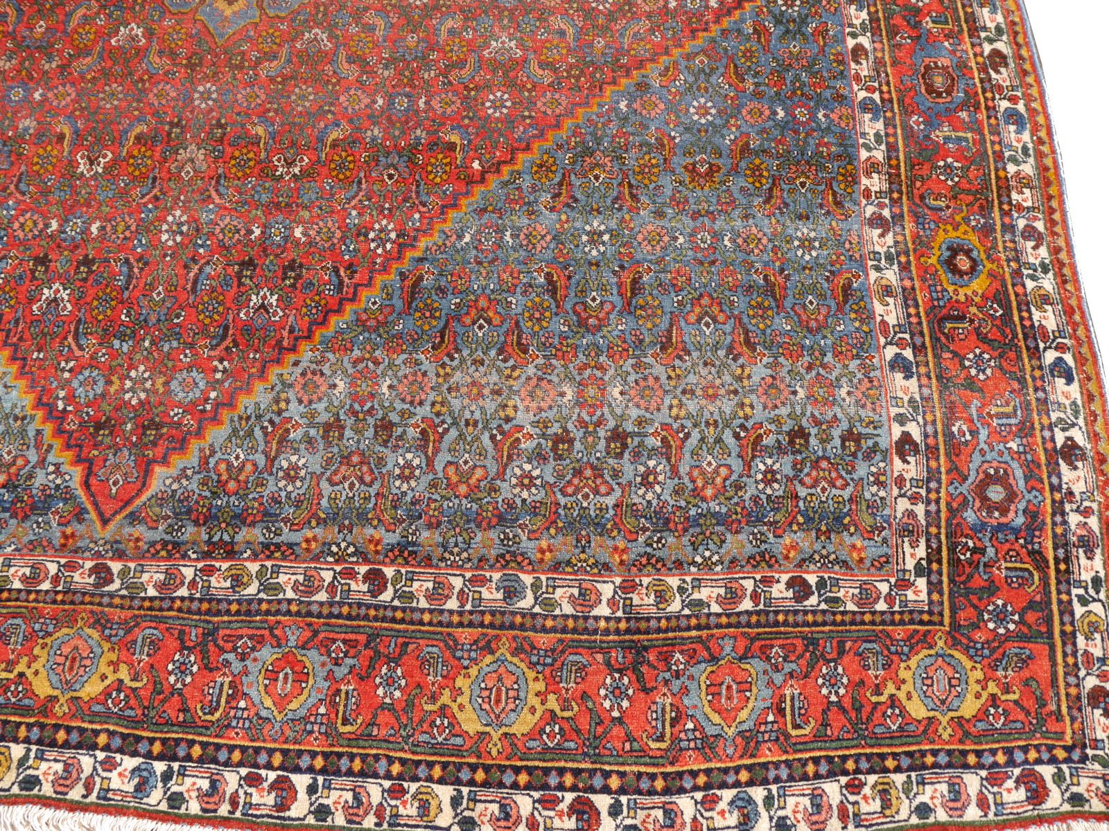 gro er persischer vintage bidjar teppich bei pamono kaufen. Black Bedroom Furniture Sets. Home Design Ideas