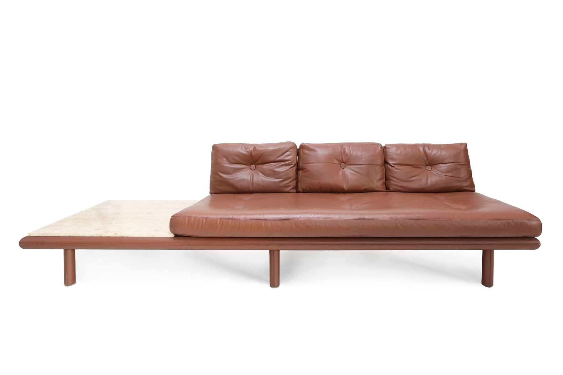 vintage l shaped sofa from de sede for sale at pamono. Black Bedroom Furniture Sets. Home Design Ideas