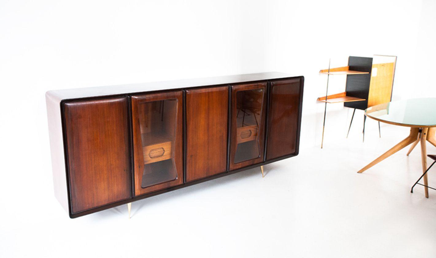 Italian mid century modern sideboard from esposizione - Mobili buffet moderni ...