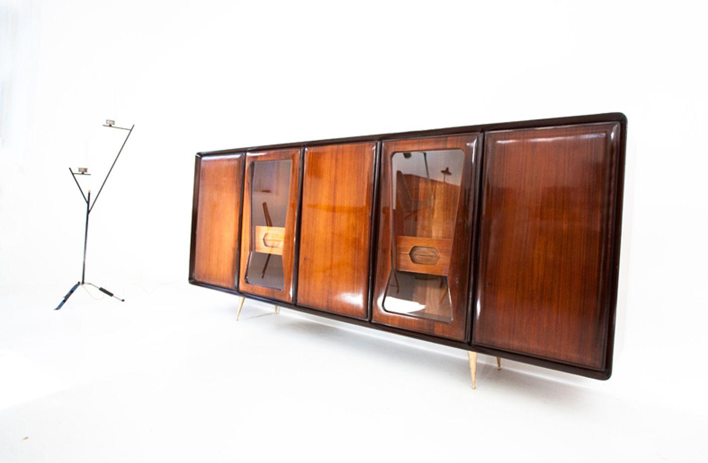 Italian mid century modern sideboard from esposizione for Mobili buffet moderni
