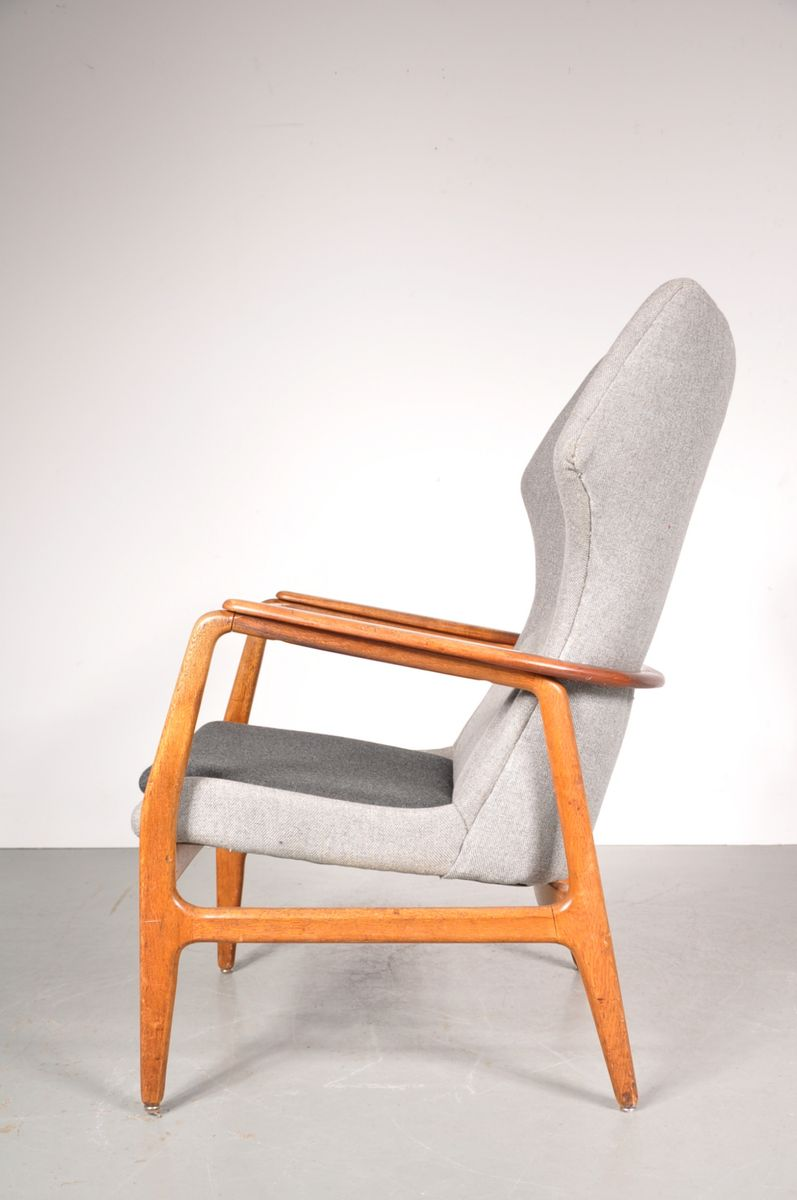 Scandinavian easy chair by ib kofod larsen for bovenkamp 1950s for sale at pamono - Scandinavian chair ...