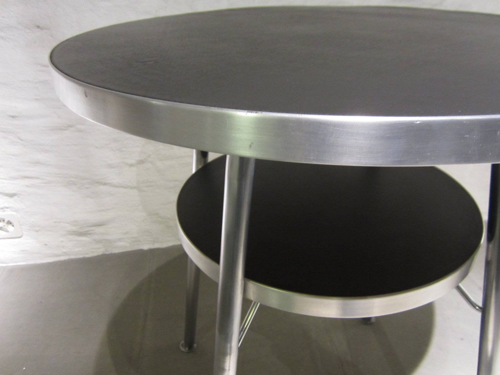 Bauhaus Style Coffee Table From Giroflex 1961 For Sale At Pamono