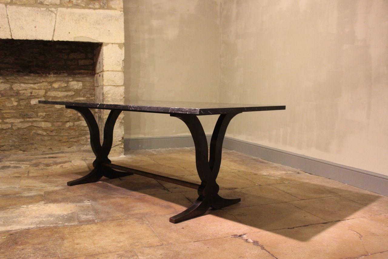 esstisch mit marmorplatte ~ massivholz tisch ausziehbar, Esstisch ideennn