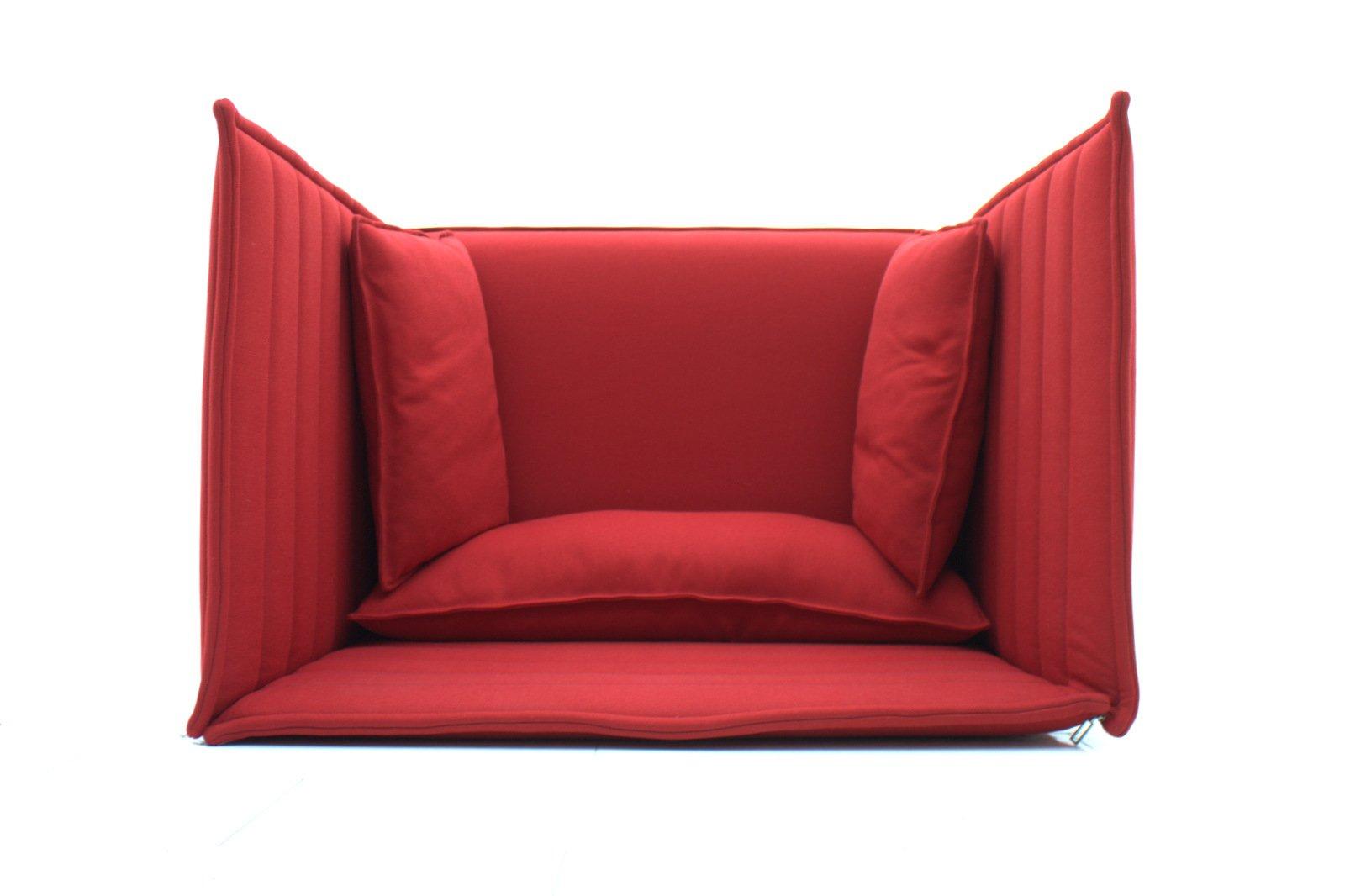 2 sitzer sofa mit hoher lehne von ronan erwan bouroullec f r vitra 2006 bei pamono kaufen. Black Bedroom Furniture Sets. Home Design Ideas