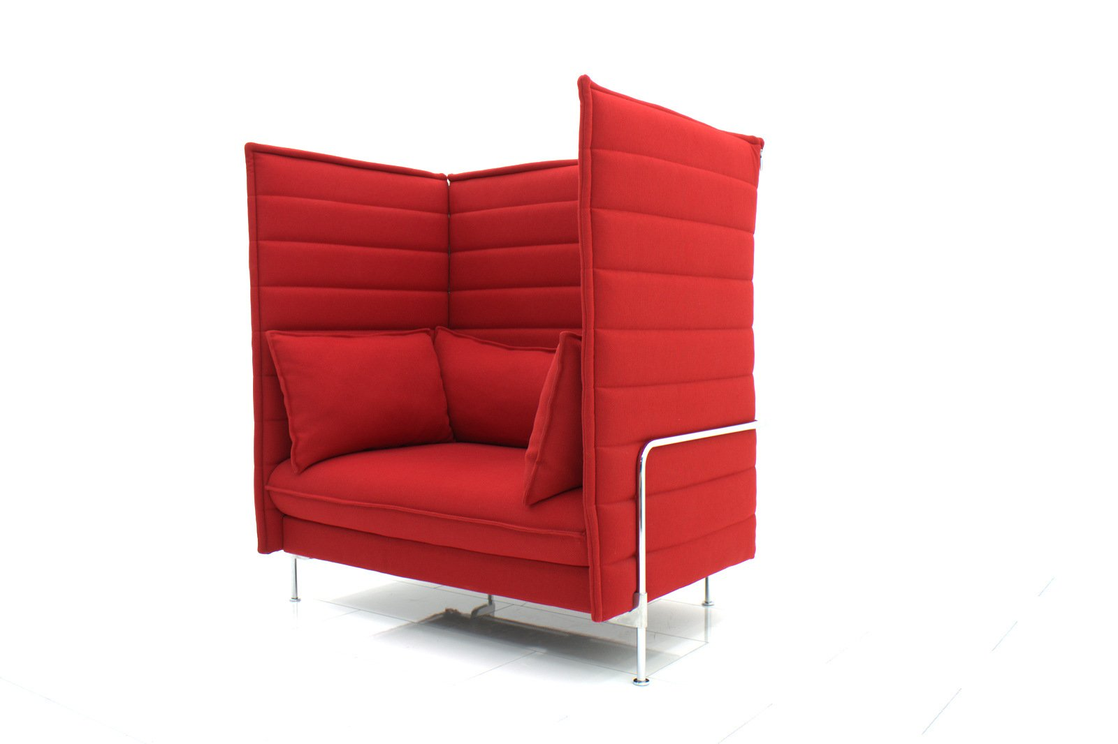 Alcove High Back Loveseat By Ronan Erwan Bouroullec For Vitra 2006 For Sale At Pamono