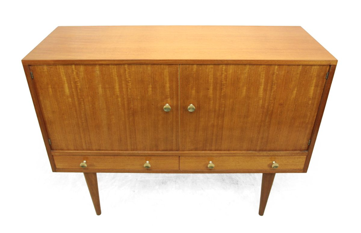 Maghogany and indian laurel sideboard from gordon russell for Sideboard indien
