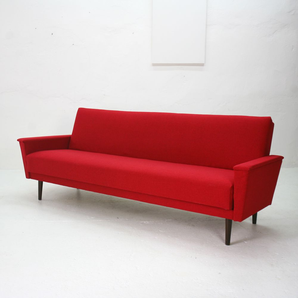 Mid century modern daybed 1960s for sale at pamono for Mid century modern day bed