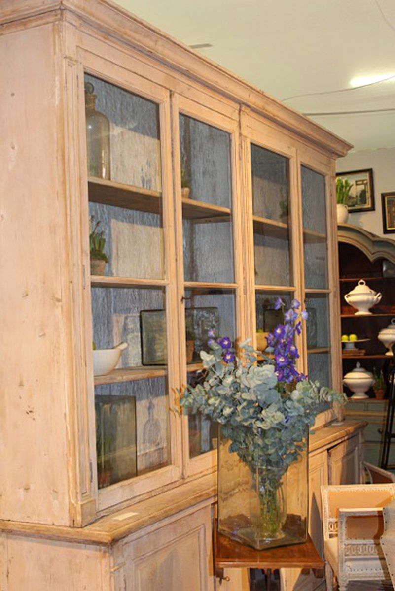 French showcase library cabinet 1880s for sale at pamono for 1880 kitchen cabinets