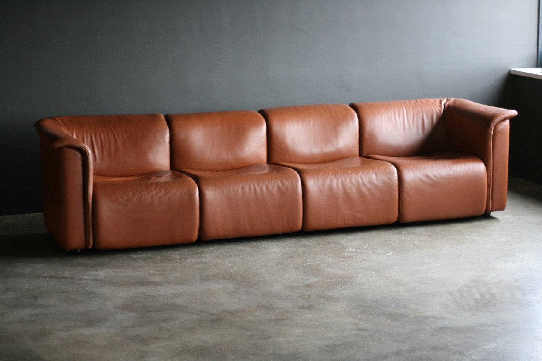 large modular sofa from wittmann moebelwerkstaetten for sale at pamono. Black Bedroom Furniture Sets. Home Design Ideas