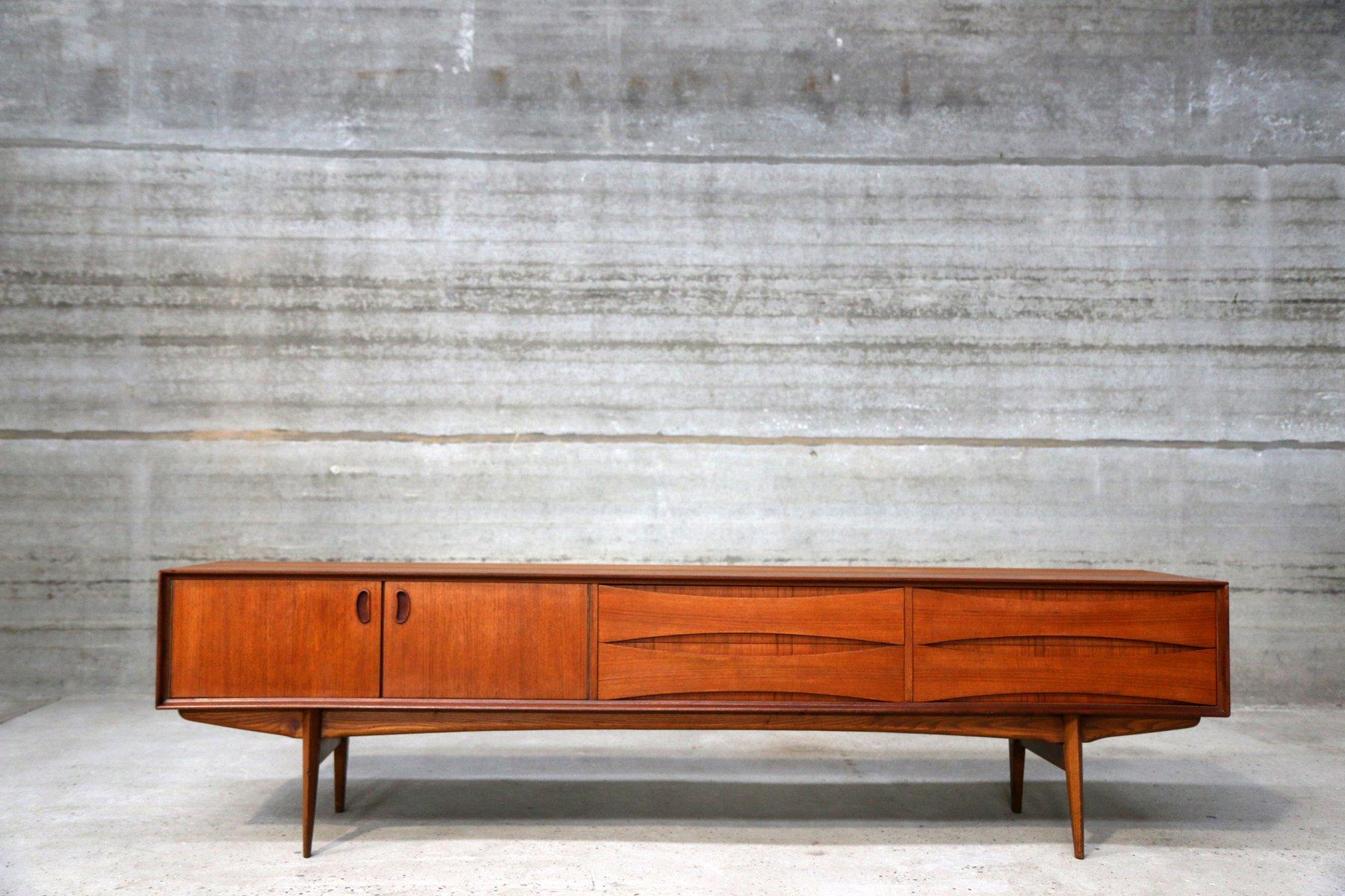 vintage paola lowboard by v form for oswald vermaercke. Black Bedroom Furniture Sets. Home Design Ideas