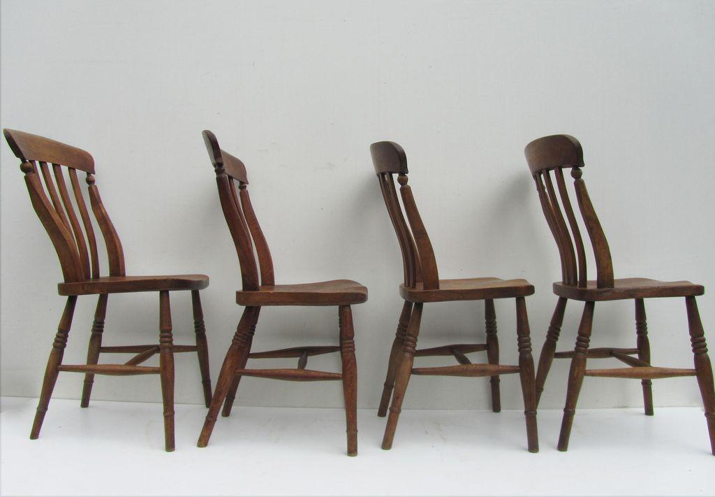 englische handgemachte windsor st hle 1850er 4er set bei. Black Bedroom Furniture Sets. Home Design Ideas