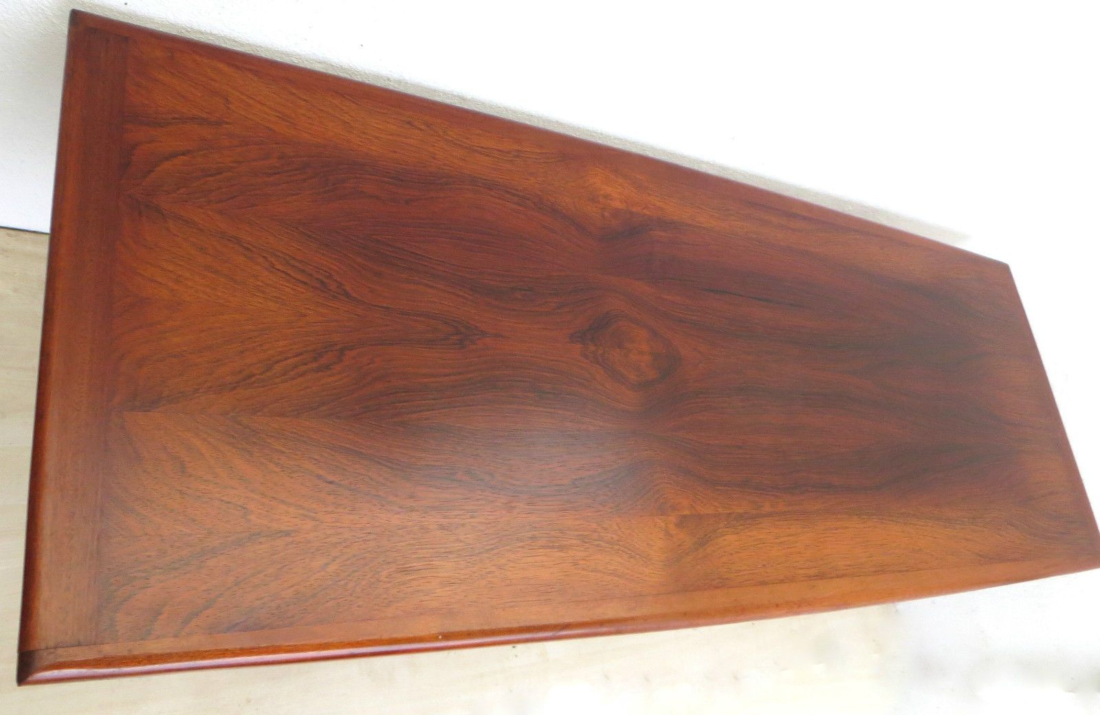 Marvelous Danish Rosewood Coffee Table, 1960s