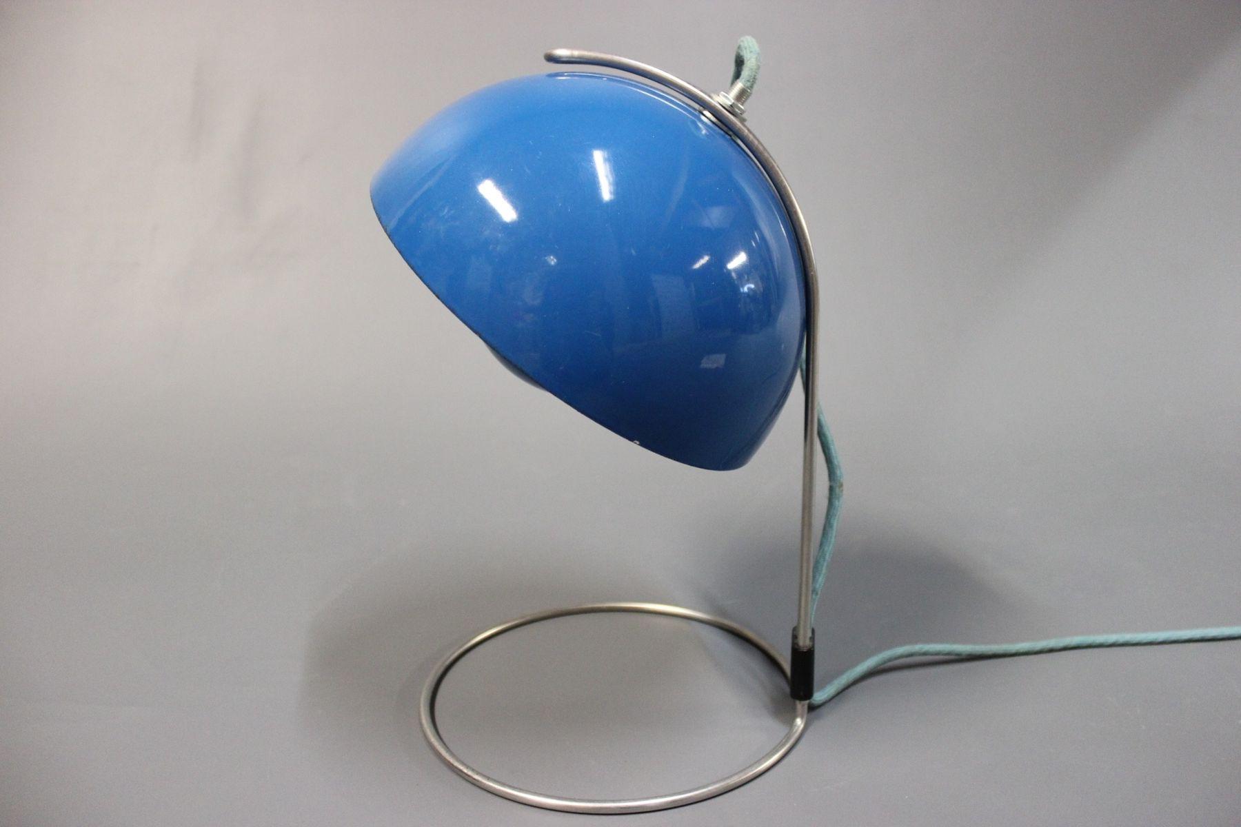 lampe de bureau flowerpot originale par verner panton 1973 en vente sur pamono. Black Bedroom Furniture Sets. Home Design Ideas