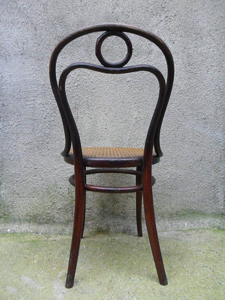 no 31 dining chair from thonet