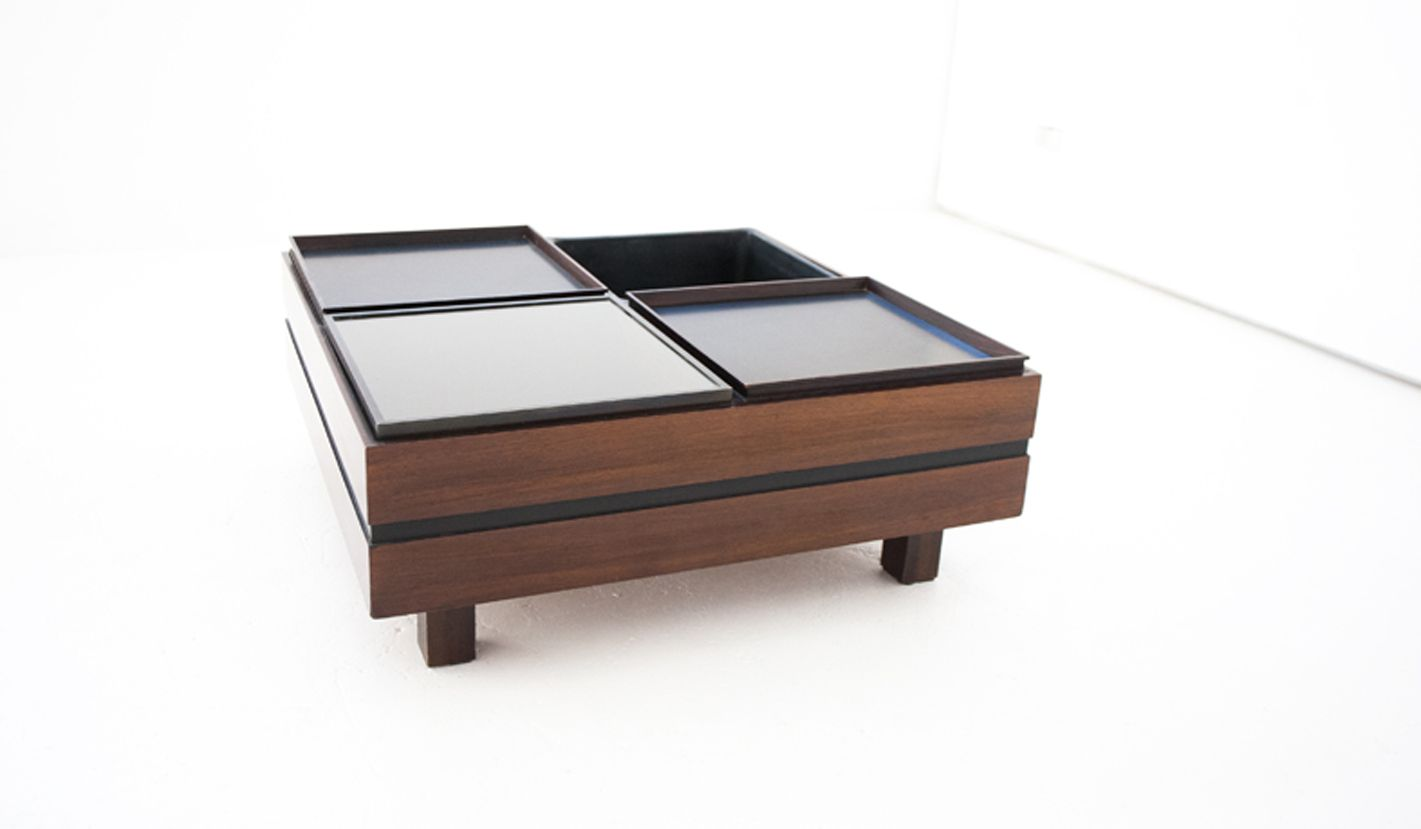 Italian Modern Coffee Table From Sormani 1960s For Sale At Pamono