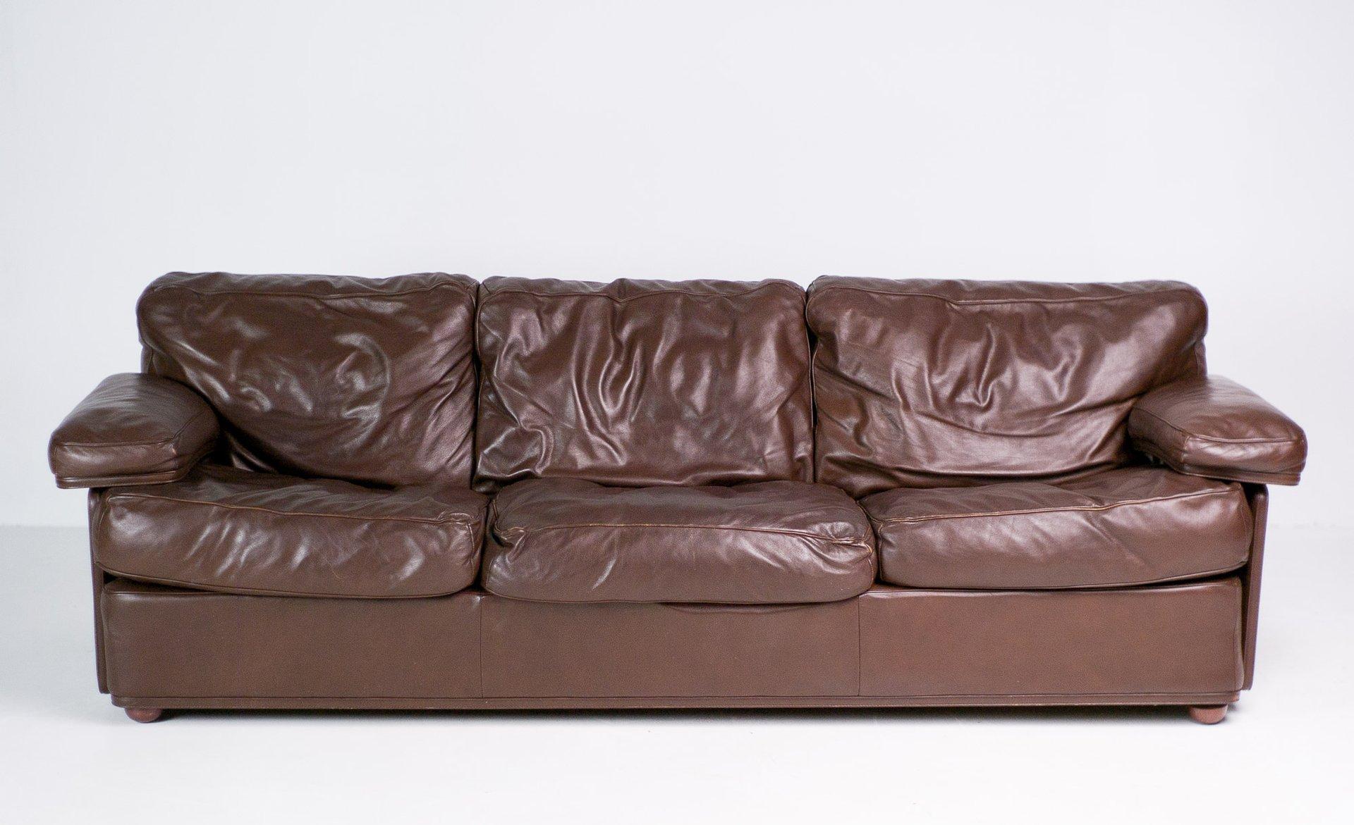 canap moderne par tito agnoli pour poltrona frau italie en vente sur pamono. Black Bedroom Furniture Sets. Home Design Ideas
