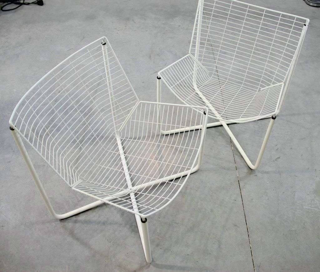 ... Wire Chair Ikea By Wire Side Chairs By Niels Gammergar For Ikea 1983  Set Of ...