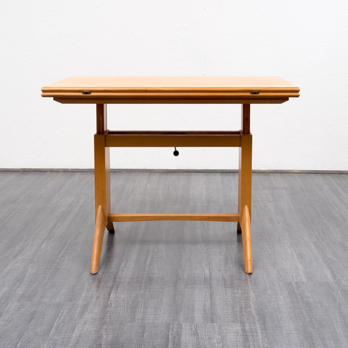 Table de salle manger ou table basse en m riser de for Salle a manger 1950