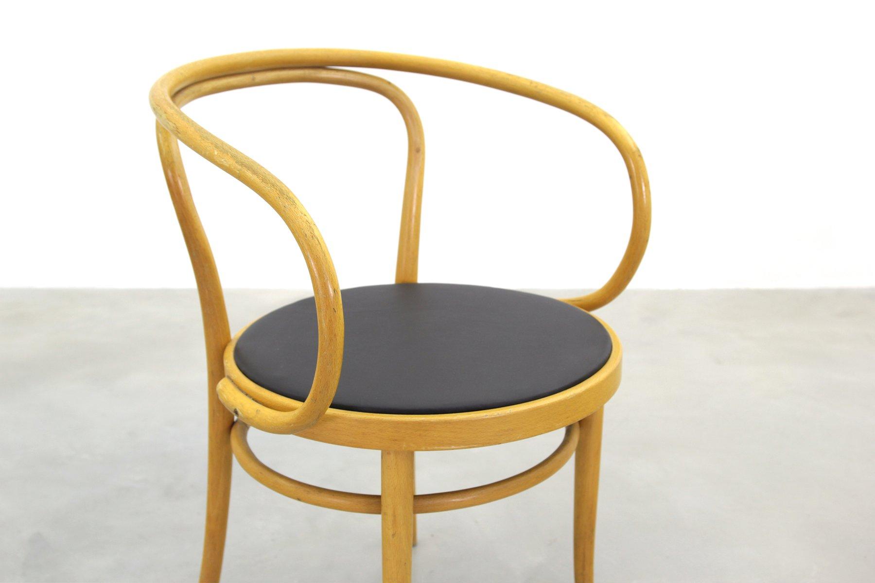 modell 209 thonet stuhl von le corbusier f r thonet 1982. Black Bedroom Furniture Sets. Home Design Ideas