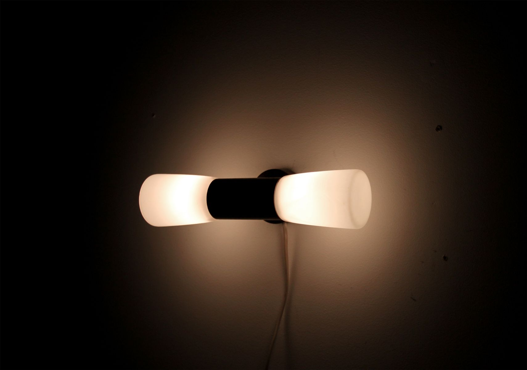 Mid century minimalist swedish wall lamp 1960s for sale for Minimalist wall