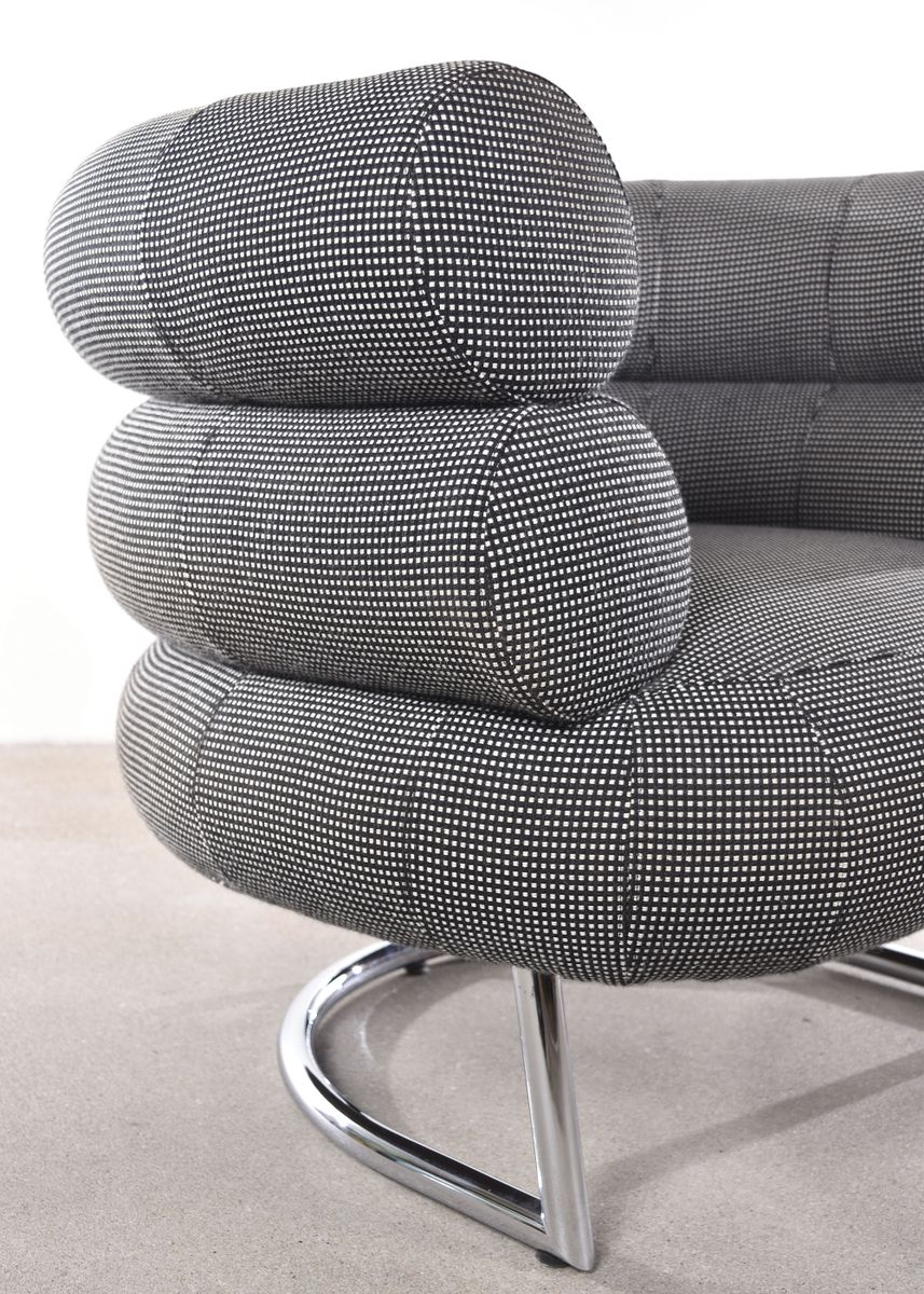 Bibendum Club Chair By Eileen Gray For Classicon For Sale