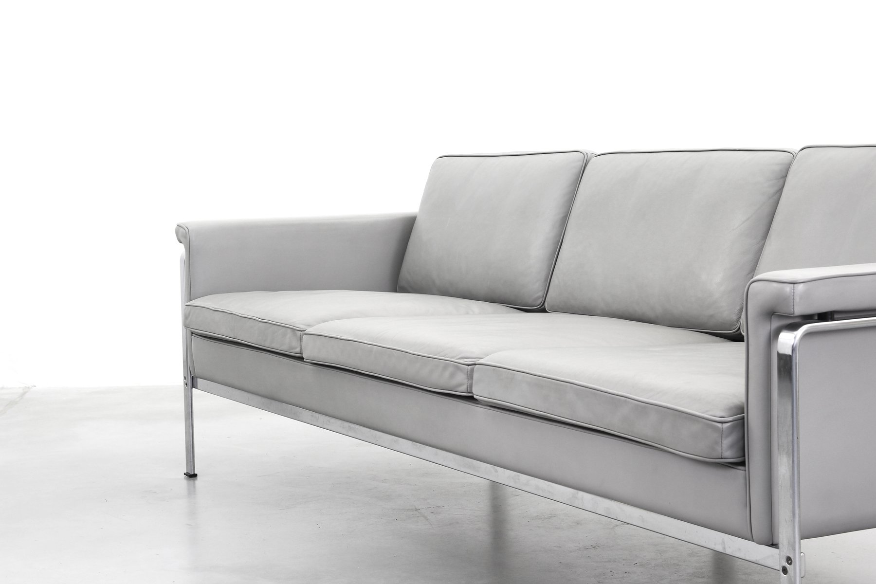 Grey Sofa By Horst Brüning For Kill International, 1970s For Sale At Pamono