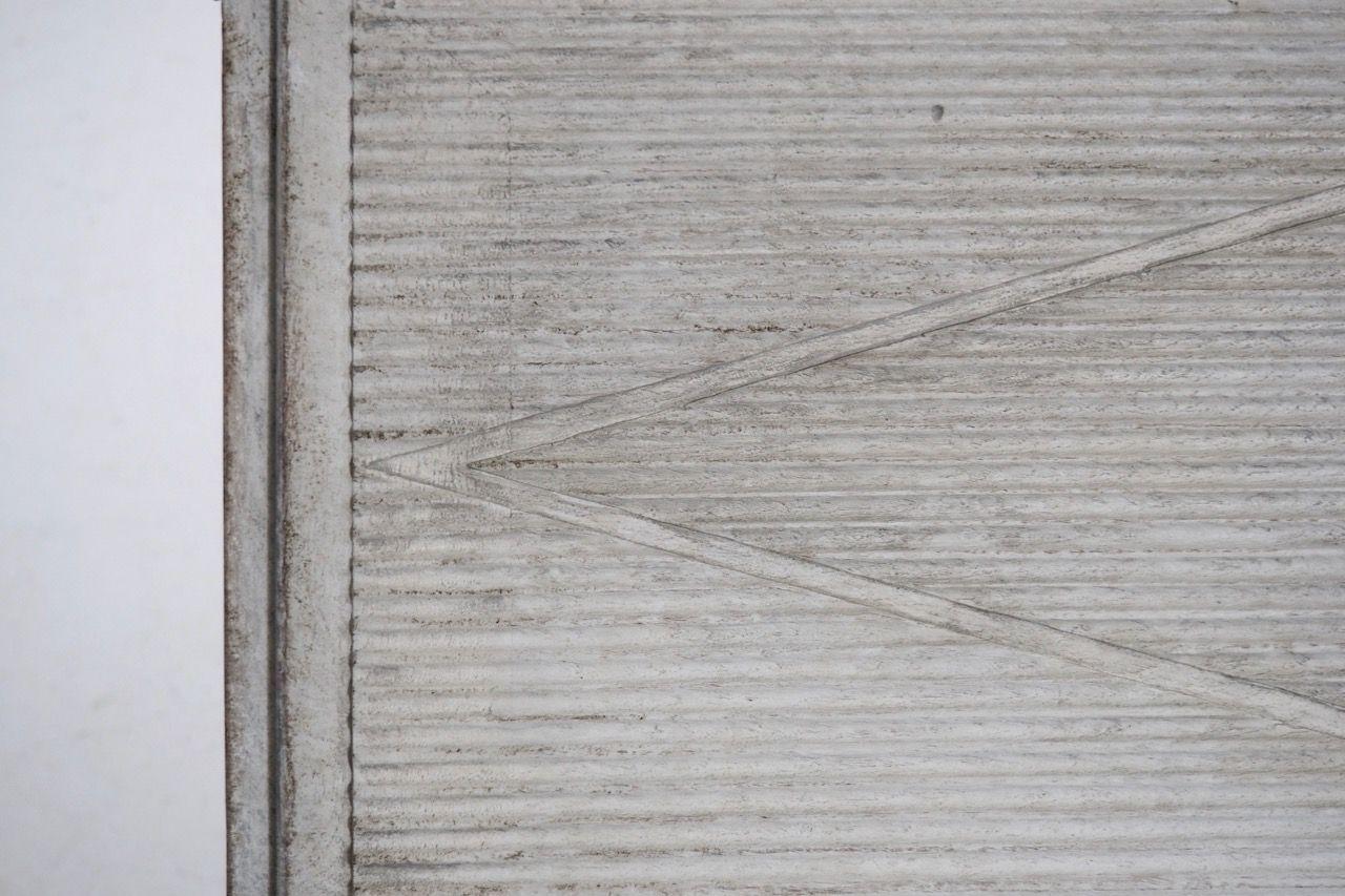 wei lackierter sekret r aus holz 1780er bei pamono kaufen. Black Bedroom Furniture Sets. Home Design Ideas