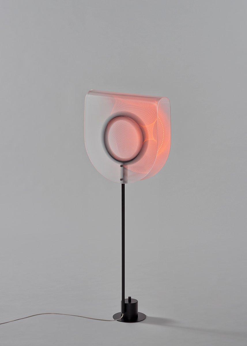 every torus stehlampe von arnout meijer studio bei pamono. Black Bedroom Furniture Sets. Home Design Ideas