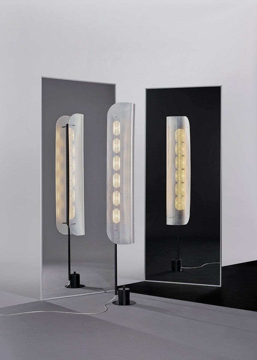 every cylinder stehlampe von arnout meijer studio bei. Black Bedroom Furniture Sets. Home Design Ideas